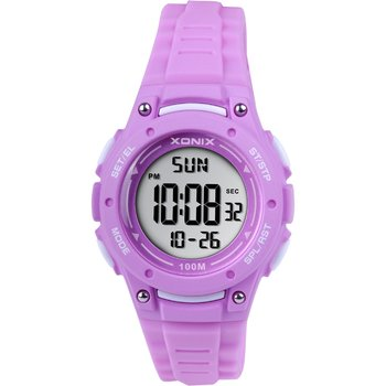 XONIX Kids Chronograph Purple