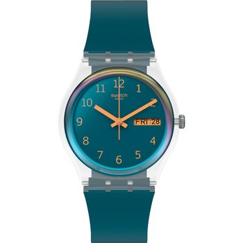 SWATCH Blue Away Blue