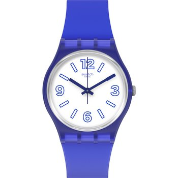 SWATCH Electric Shark Blue