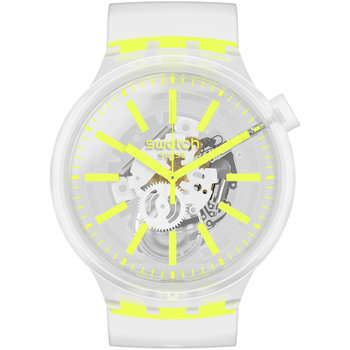 SWATCH Yellowinjelly White