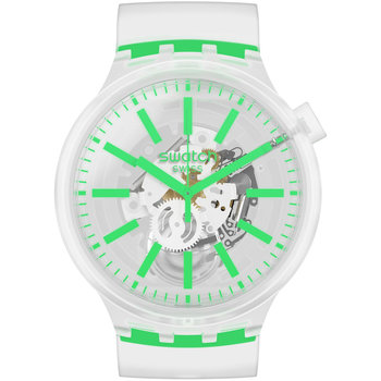 SWATCH Greeninjelly White