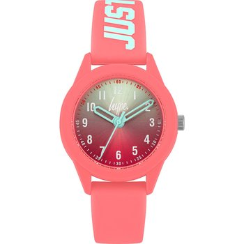 HYPE Kids Coral Rubber Strap