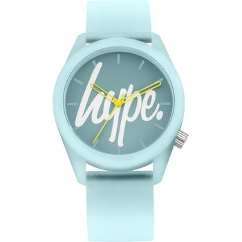 HYPE Ladies Light Blue Rubber
