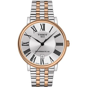 TISSOT Carson Automatic TwoTone Stainless Steel Bracelet