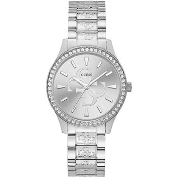 GUESS Anna Crystals Silver