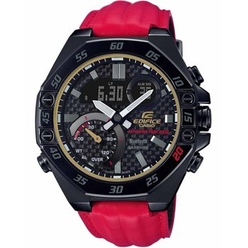 CASIO Edifice Chronograph Red