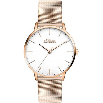 s.Oliver Ladies Rose Gold