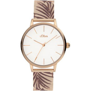 s.Oliver Ladies Two Tone