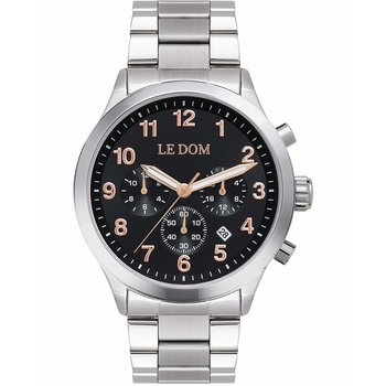 LEDOM Patrol Silver Stainless