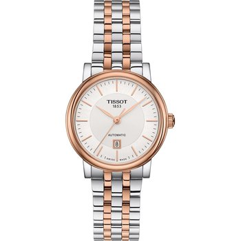 TISSOT T-Classic Automatic Two Tone Stainless Steel Bracelet