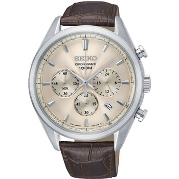 SEIKO Conceptual Brown