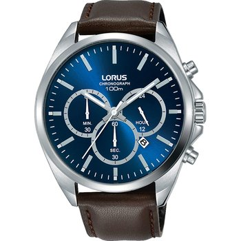 LORUS Sport Chronograph Brown