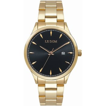 LEDOM Dixons Gold Stainless