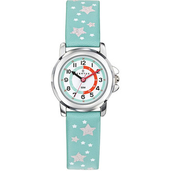 CERTUS Kids Green Synthetic Strap