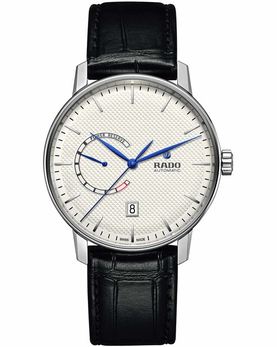 RADO Coupole Classic Automatic Black Leather Strap