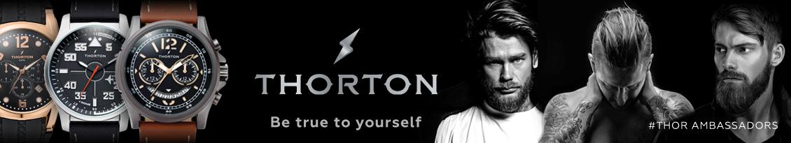 Ρολόγια THORTON στο κορυφαίο eshop ρολογιών. Ανακαλύψτε όλα τα ρολογια  THORTON στις καλύτερες τιμές με δωρεάν αποστολή πανελλαδικά μόνο στο  OROLOI.gr. 6ce77761891