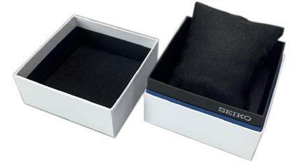 SEIKO Presage Automatic Silver Stainless Steel Bracelet