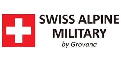 SWISS ALPINE MILITARY Logo