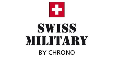 SWISS MILITARY by CHRONO Logo