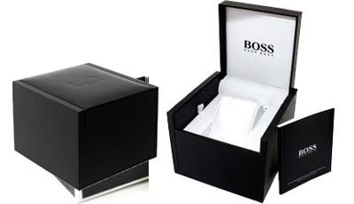 BOSS Ocean Edition Chronograph Silver Stainless Steel Bracelet