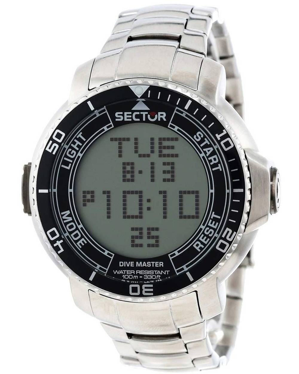 Sector dive master touch screen stainless steel - Sector dive master ...