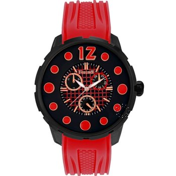 FERENDI Genesis Red Rubber