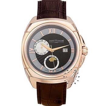 Saint HONORE Haussman Grand Quartz Moon Phase