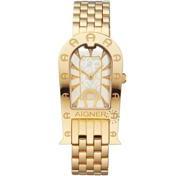 AIGNER Olbia Gold Stainless