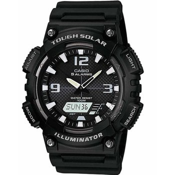 CASIO Collection Solar Black