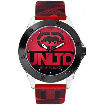 MARC ECKO The Tran 3-Hand Red
