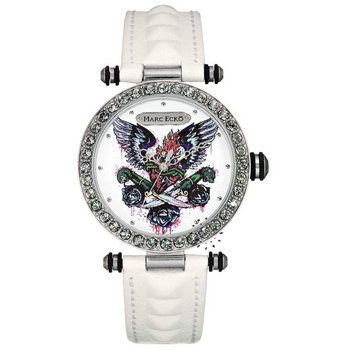 MARC ECKO Crystal White