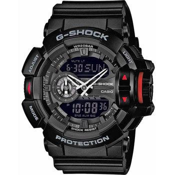 CASIO G-SHOCK Anadigi Black 34fc4fa6382