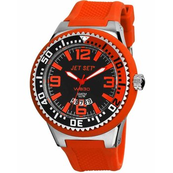 JET SET WB30 Orange Rubber