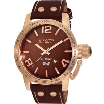 JET SET San Remo Rose Gold