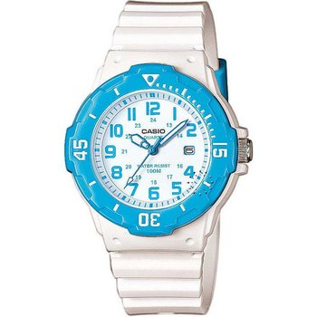 CASIO Collection White Rubber