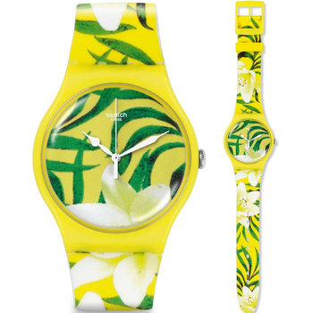 SWATCH Limbo Dance Green