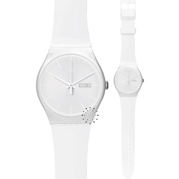 SWATCH White Rebel White
