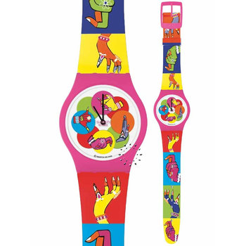 SWATCH Dancing Hands Plastic