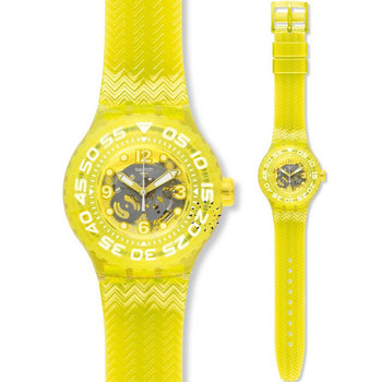 SWATCH Lemon Profond Yellow
