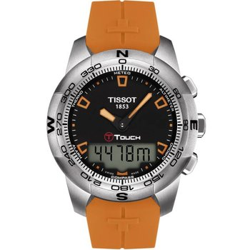 TISSOT T-TOUCH II Orange