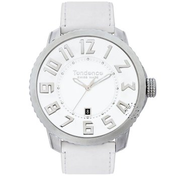 TENDENCE Swiss Made White