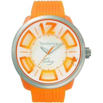 TENDENCE Fluo Fantasy Orange