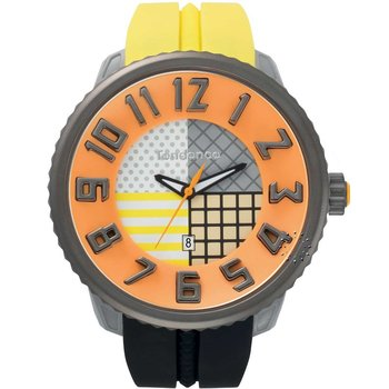 TENDENCE Crazy Black & Yellow