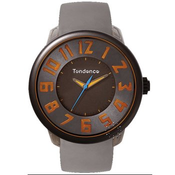 TENDENCE Fantasy Grey Rubber