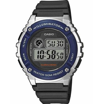 CASIO Collection Grey Rubber
