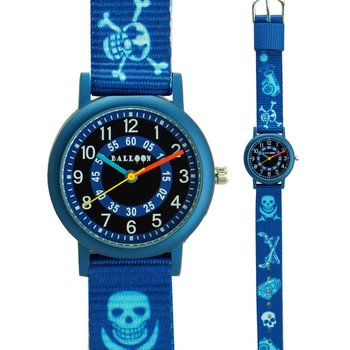 BALLOON Boys Blue Fabric Strap