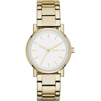 DKNY Soho Ladies Gold