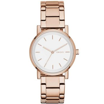 DKNY Soho Ladies Rose Gold
