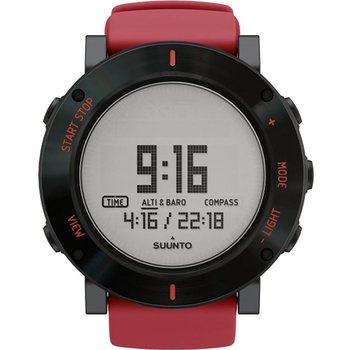 SUUNTO CORE Total Red Rubber