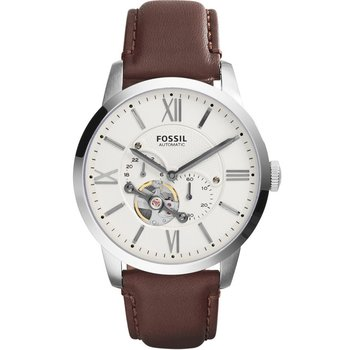 FOSSIL Townsman Brown Leather